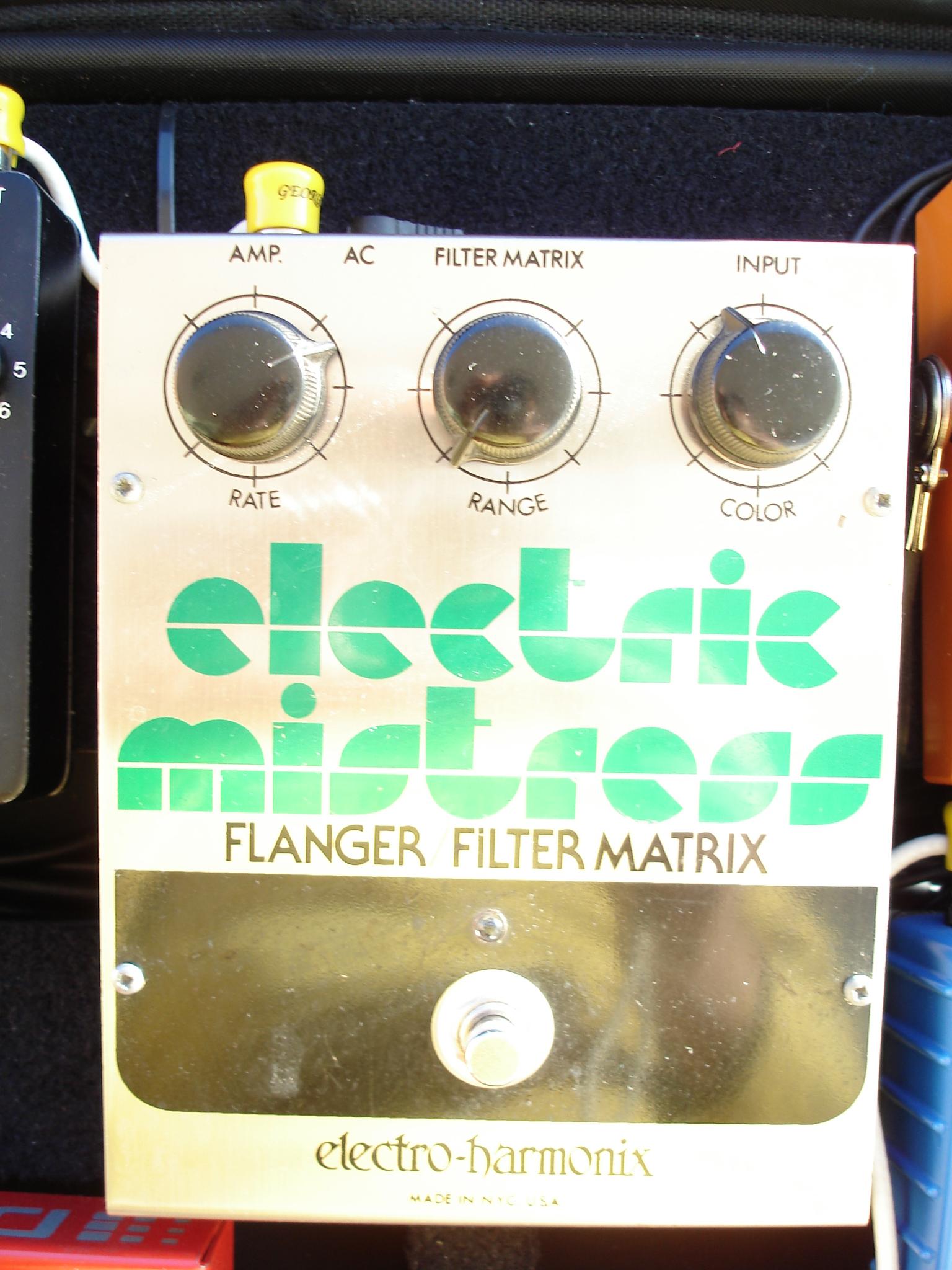 Electro Harmonix Electric Misress