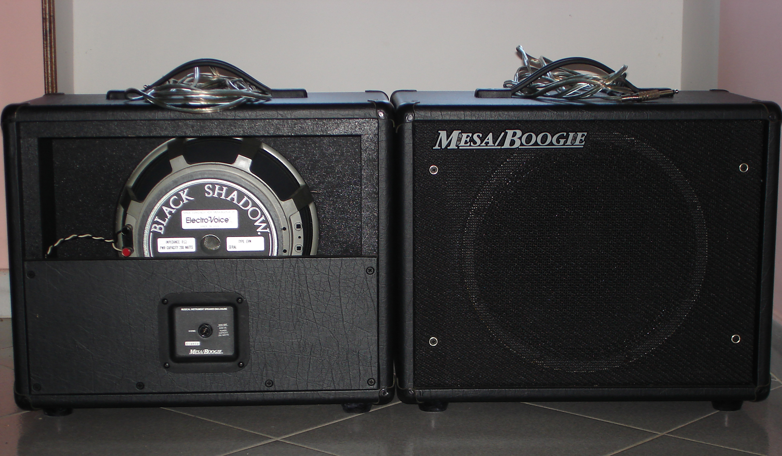 Mesa Boogie Extension Cabinets
